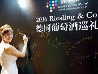 josefine schlumberger german wine queen beijing constantin press wine contor frank pan claudie maseuger cheers
