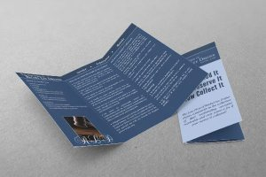 Brochure Sample - Attorney