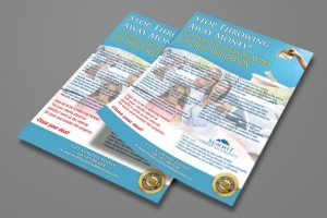 Flyer Design- Consumer Service