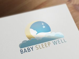 Vector Logo Design - Sleep Consultant