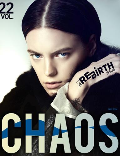 IRVIN_RIVERA_WEB_CHAOS Vol22 The Rebirth Issue - COVER