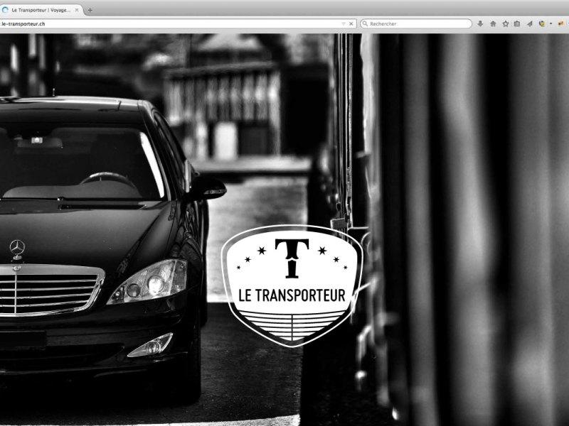 Orbe création site internet responsive Le Transporteur