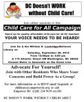 child care campaign mtg flyer