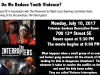 The Interrupters Screening and Discussion