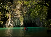 Puerto Princesa Subterranean River National Park (Photo: Ryan Altamera on Flickr)