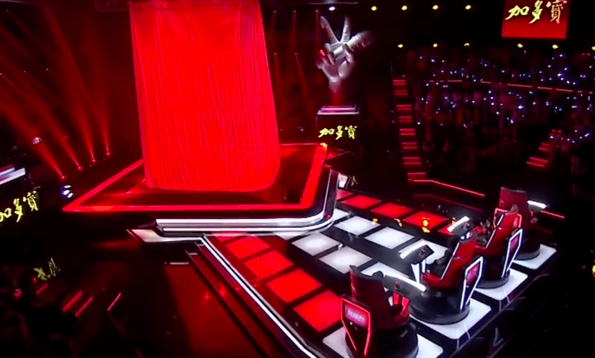 The Voice Of China 4   Lin Yan Performance