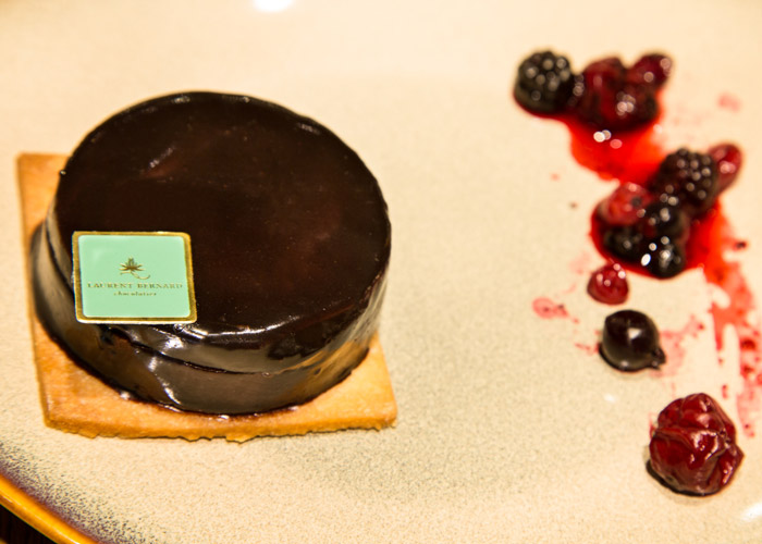 Laurents-Cafe-Chocolate-Tart