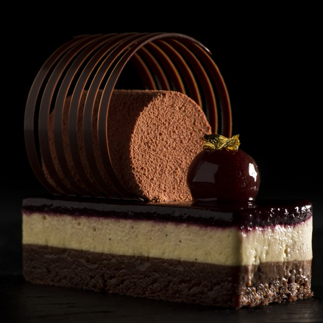 Black Forest by Patisserie Platine