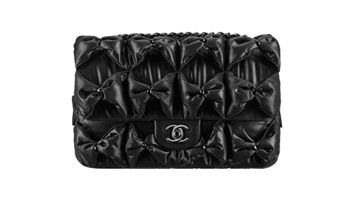 Draped-Fabric-Chanel-Flap-Bag-Lemarie