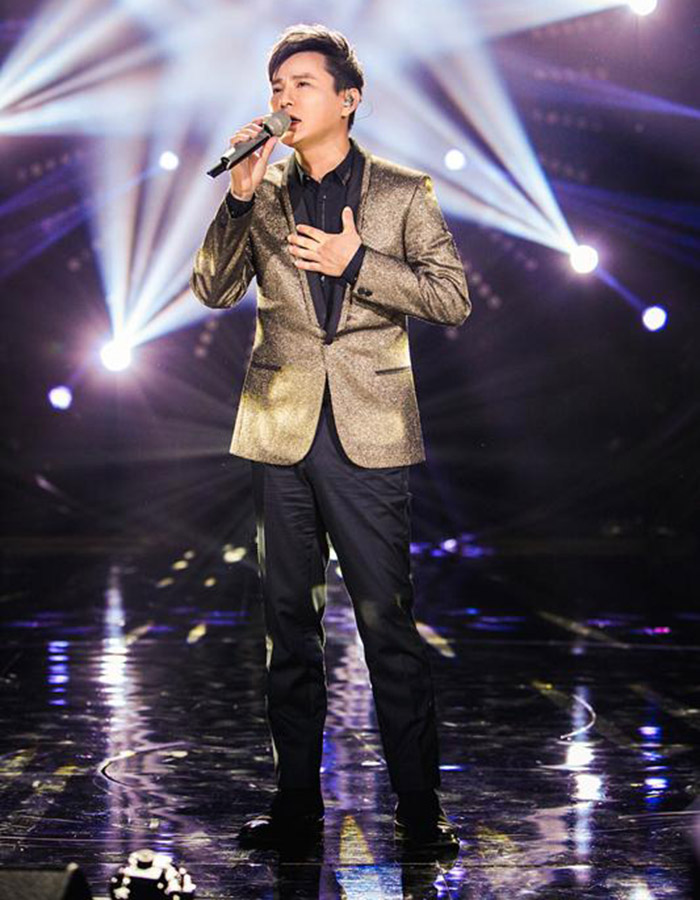 Jeff Chang in I Am A Singer 4 Round 4