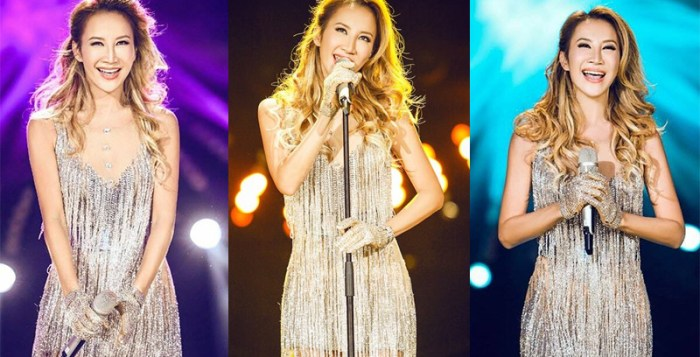 Coco Lee dances to the top with song Nobody