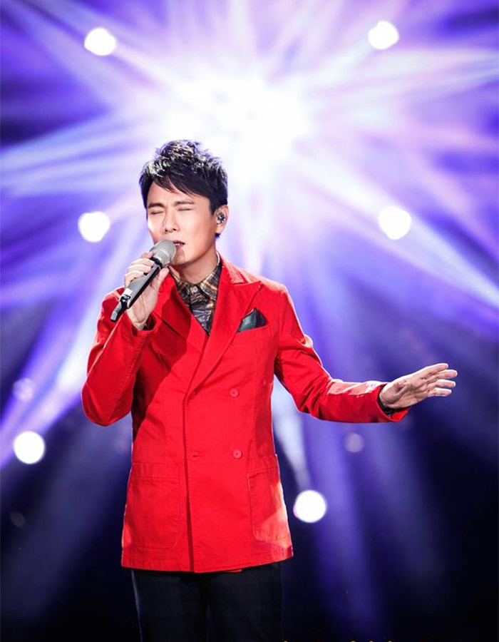 Jeff Chang in I Am A Singer 4 Round 5