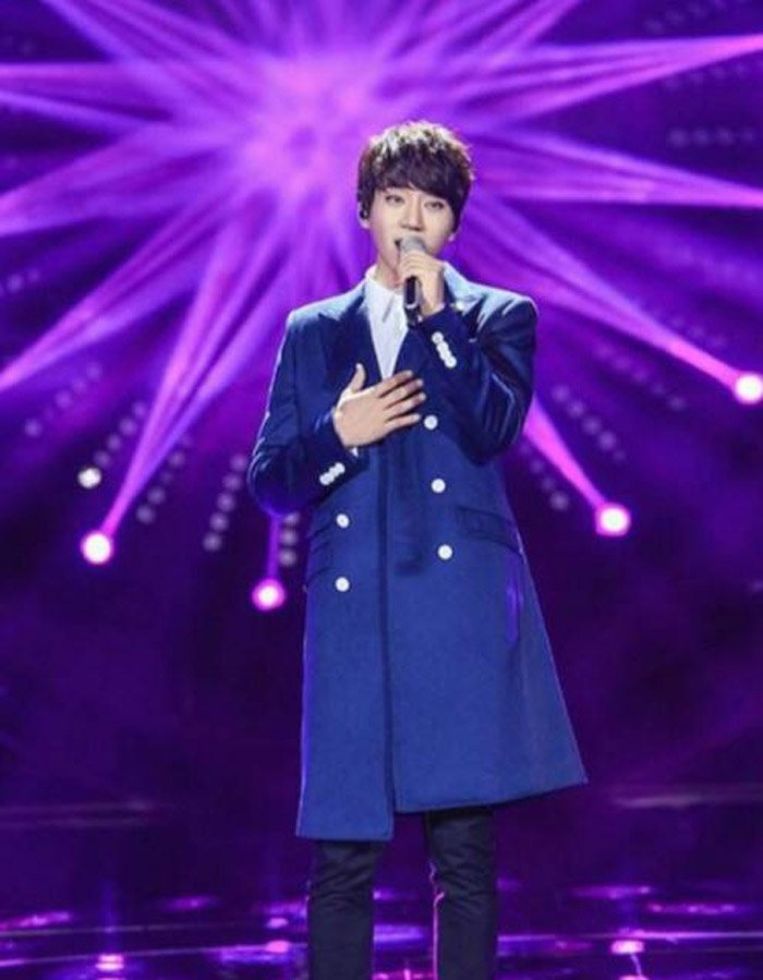 Hwang Chi Yeol in I Am A Singer 4 Round 6