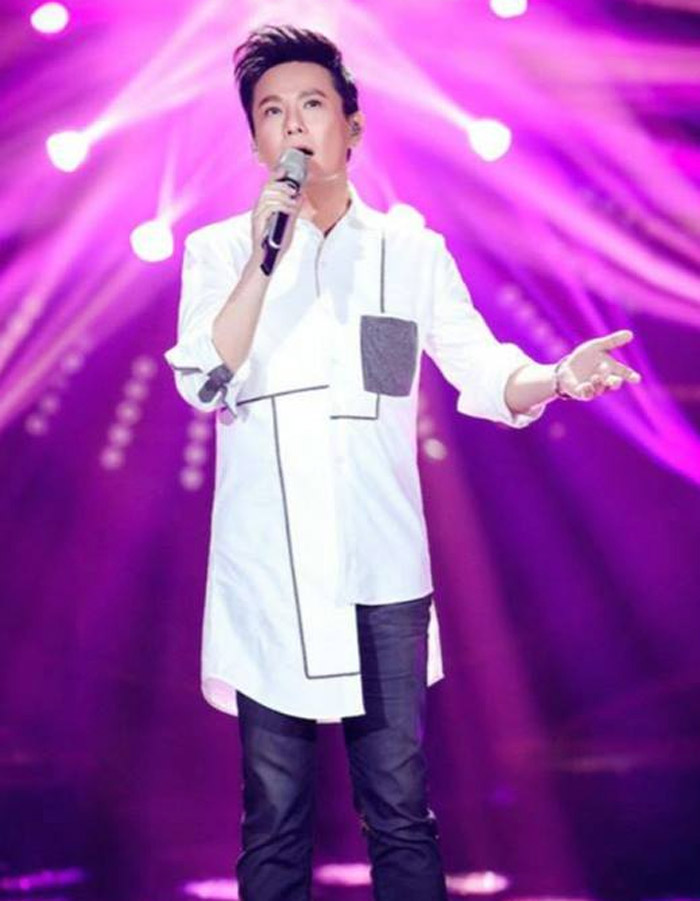 Jeff Chang in I Am A Singer 4 Round 6