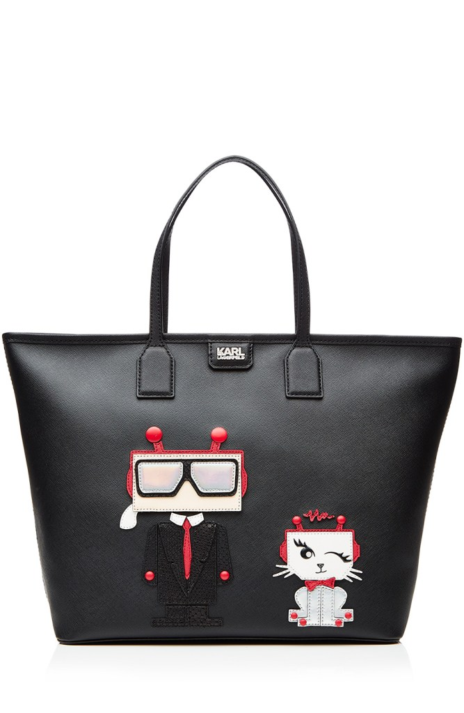 Karl Lagerfeld and Choupette at S$465