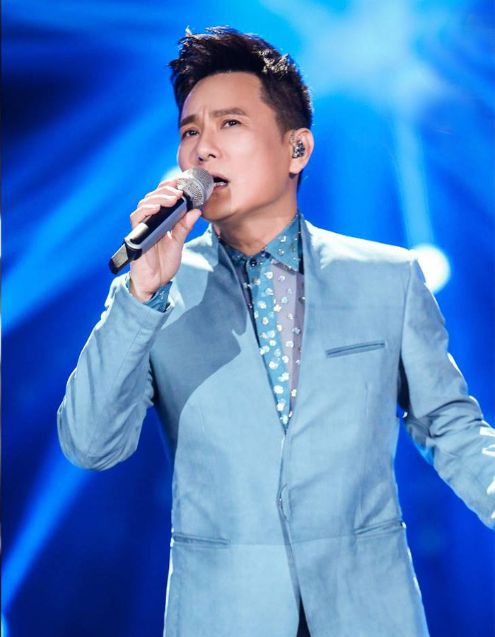 Jeff Chang  in I Am A Singer 4 Round 10