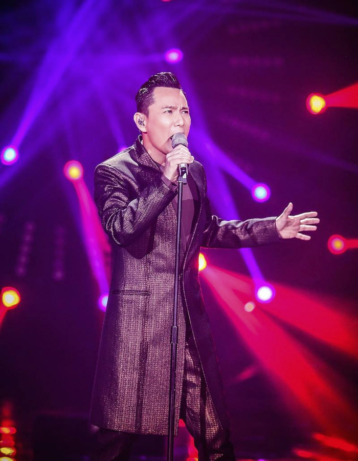 Jeff Chang in I Am A Singer 4 Round 11
