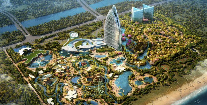 New theme parks in Asia opening soon