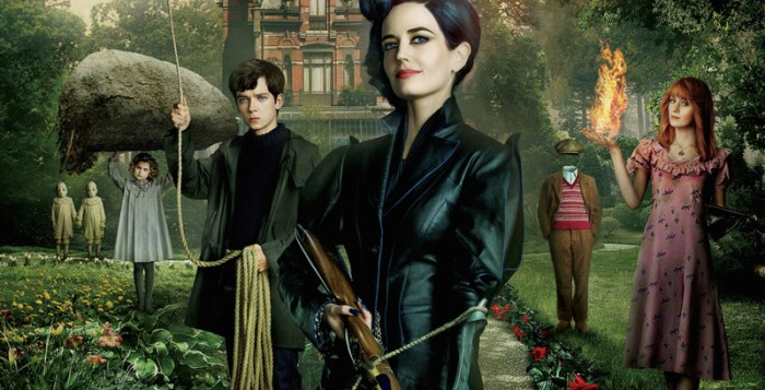 miss peregrine's home for peculiar children movie still