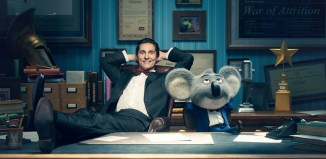 Matthew McConaughey as Buster in Sing