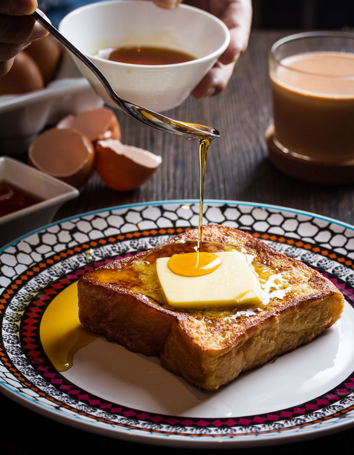 French Toast 西多士 ($6.50)