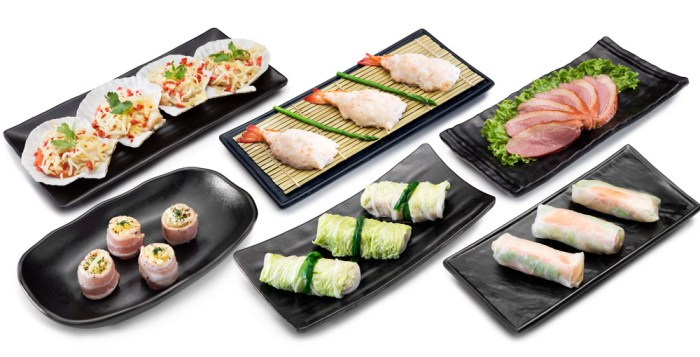 New dishes from Steam Box