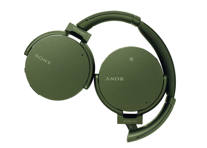 Sony Extra Bass Wireless headphones with noise cancelling XB950N1