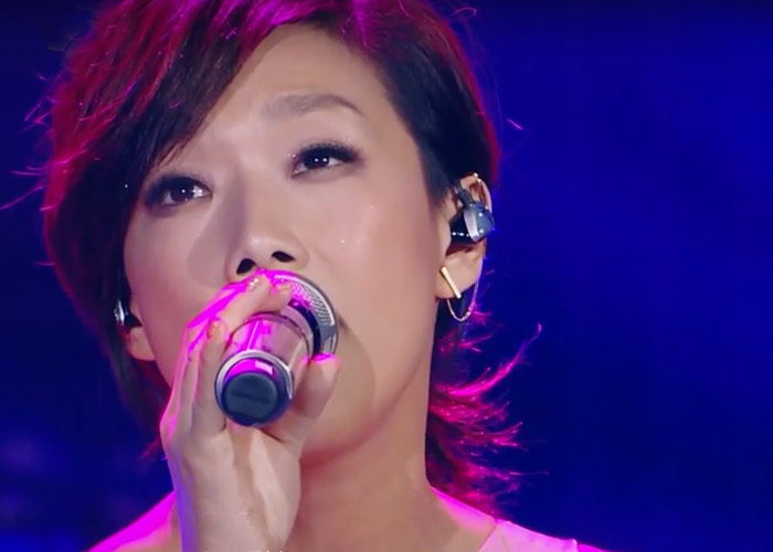 Singer 2017 Episode 8 - Sandy Lam