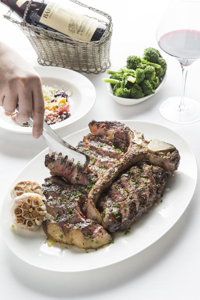 Dry-Aged Porterhouse (from $130)