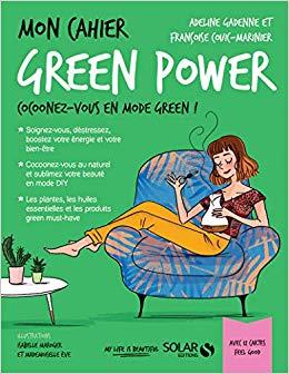 GC - mon cahier green power couverture