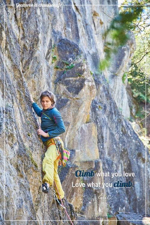 GC - citation Climb and love