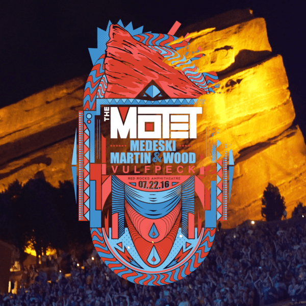 """The Motet @ Red Rocks – 7/22/2016 – """"The Truth"""""""