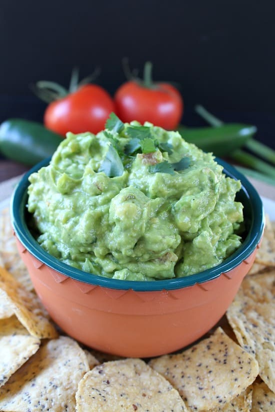 how to make spicy guacamole