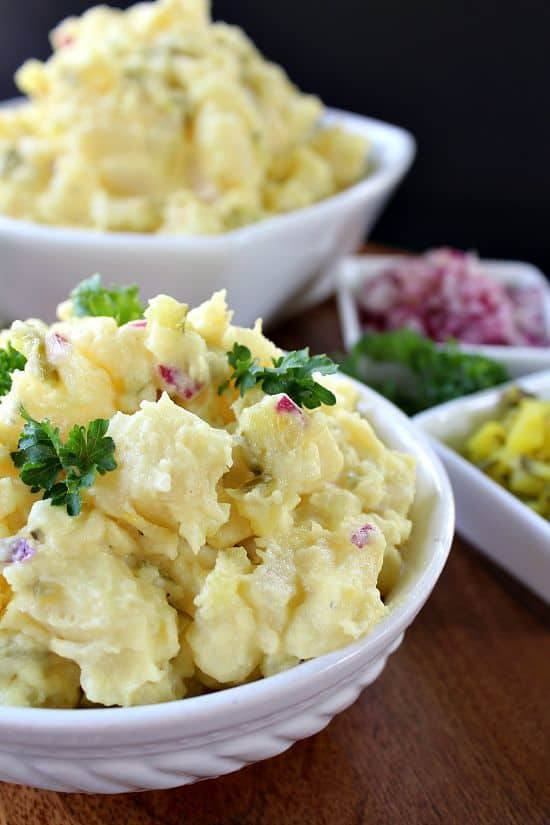 Potato Salad - Great Grub, Delicious Treats