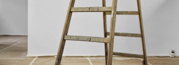 Wood Ladders - the most common household ladder