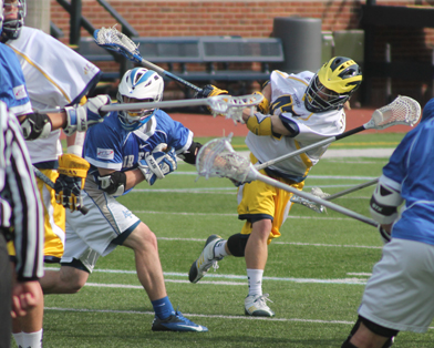 Kyle Jackson Michigan Wolverines Air Force Falcons lacrosse Hill Academy