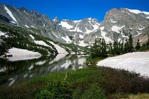 Lake Isabelle/ Indian Oeaks
