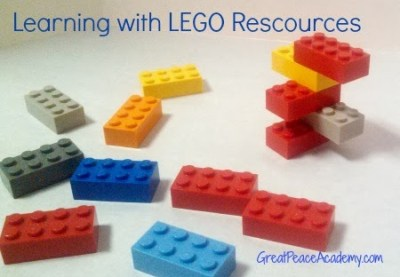 LEGO Materials Resources