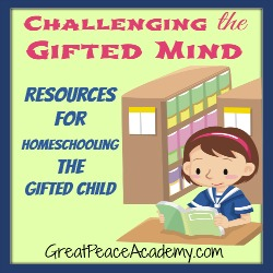 Challenging the Gifted Mind Resources