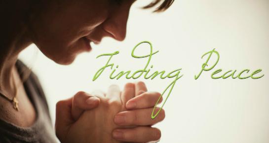Finding Peace in Life   GreatPeaceAcademy.com