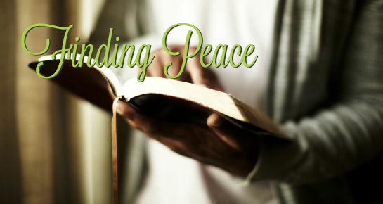 Finding Peace 2