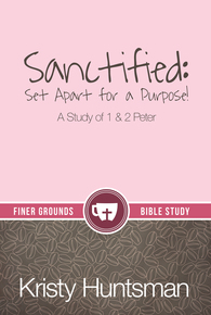 Sanctified by Kristy Huntsman