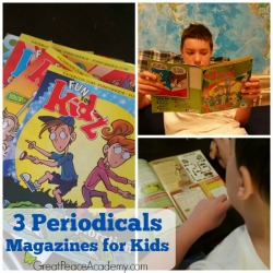 How to Inspire Reading with a Magazine for Kids