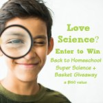 Love Science? Enter the Back to Homeschool Super Science + Giveaway | GreatPeaceAcademy.com #ihsnet