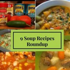 9 Soup Recipes for Winter   Renée at Great Peace