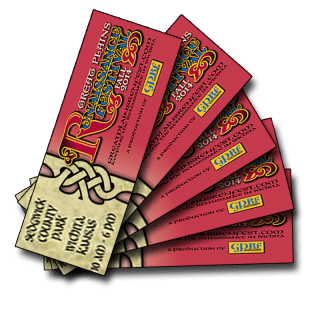 Great Plains Renaissance Festival Tickets