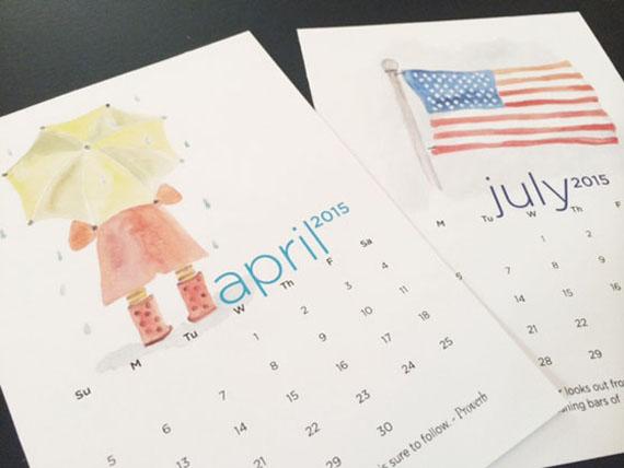 calendar details