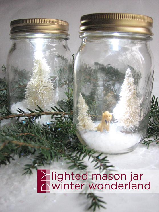 lighted jars