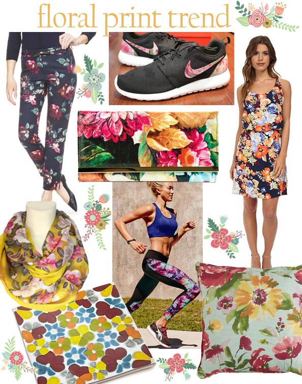 floral montage