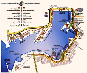 Piraeus Port - Gates